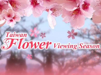 Taiwan Flower Viewing Season